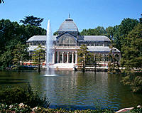 Crystal Palace (1886-87), Parque del Retiro. Madrid. Spain