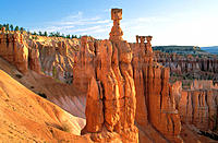 Thor's Hammer. Bryce Canyon National Park. Utah. USA