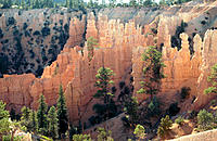 Fairyland. Bryce Canyon National Park. Utah. USA