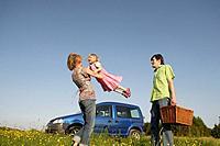 Family, trip, vacation, picnic,