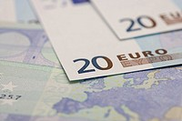 Twenty euro notes (thumbnail)