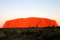 Australia: Ayers Rock