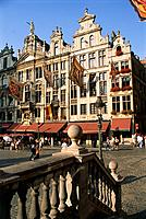 Brussels Grand Place Belgium