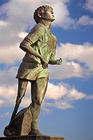 Canada, Ontario, Thunder Bay, Terry Fox Statue