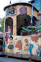 October celebration Hannover, amusement park
