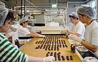 Heindl chocolate factory. Vienna. Austria