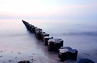 Baltic Sea, Darß-Zingst, Mecklenburg-Western Pomerania, Germany