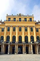Schonbrunn Palace, Vienna, Austria