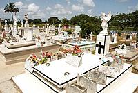 Cemetery, Guayos. Sancti-Spiritus, Cuba