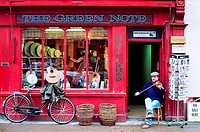 Traditional Music Shop, Kenmare, Co Kerry, Ireland,
