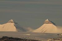 Svalbard, Norway. Svalbard, Norway.