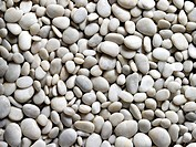 Full frame of pebbles