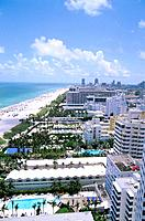 Beach, South Beach, Miami, Florida, USA