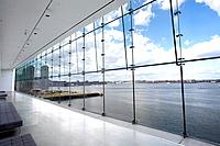 ICA Contemporary Art Museum, Boston, Massachusetts, USA