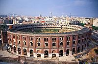 Las Arenas, Placa d´Espanya, Barcelona, Catalonia, Spain