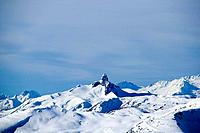 Black Tusk, Garibaldi Provincial Park, BC, Canada