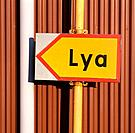 Sign to Lya