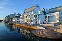 Dunkers kulturhus, Helsingborg, Skåne, Sweden