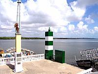 a lighthouse building at rio grande do norte