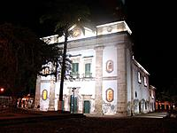 sacred church building at paraty