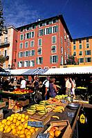 France, Alpes Maritimes, Nice, Vieux Nice old district
