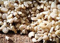 natural white corn food meal grains
