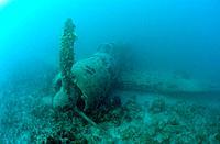 Papua New Guinea, New Ireland, Europe, Kavieng city, sunk, war, second world war, WW2, Japan, Asia, Japanese, weapons,