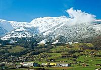 Switzerland, Europe, Wangs, canton St. Gallen, Pizol, Mountain, Mountains, Alpine, Alps, Landscape, scenery, Nature, S