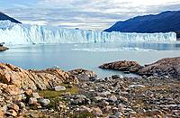 Perito Moreno Glacier, Los Glaciares National Park. Argentina