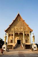 Wat That Luang Tai, Vientiane,Laos