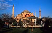 Aya Sofia,Sancta Sofia, Istanbul,Turkey