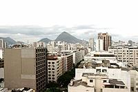 Building, Mountain, Rio de Janeiro, Brazil