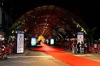 Catwalk, Gramado Cinema Festival, Gramado, Rio Grande do Sul, Brazil
