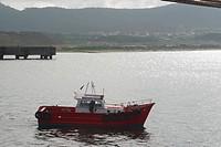 Porto, Boat, Imbituba, Santa Catarina, Brazil