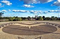 Girassóis Square, Palmas, Tocantins, Brazil