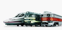 Talgo locomotive models