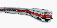 Talgo train model