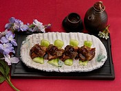 dishes, Food styling, dish, dishes, dish, Pak Choi, pork side