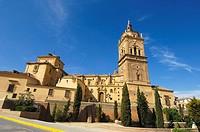 Cathedral (16th century), Guadix. Granada province, Andalucia, Spain