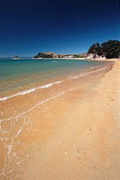 New Zealand - South Island - Kaiteriteri Beach (thumbnail)