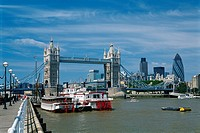 England _ London _ The City _ Tower Bridge