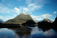 New Zealand _ South Island _ Southland _ Milford Sound