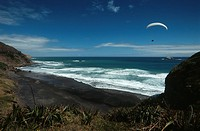 New Zealand _ North Island _ Auckland _ Muriway beach