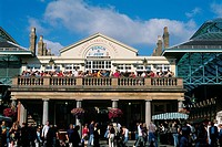 England _ London _ Soho district _ Covent Garden Market