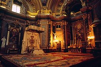 Spain _ Madrid _ Plalacio Real _ Royal Palace _ The Chapel