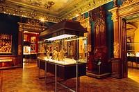 Spain _ Madrid _ Castellana district _ Lazaro Galdiano Museum