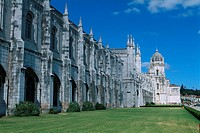 Portugal _ Lisbon _ Mosteiro dos Jeronimos