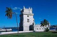 Portugal _ Lisbon _ Torre de B&#218;lem