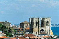 Portugal _ Lisbon _ SÚ Catedral