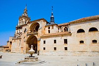 Spain _ Castile and Leon _ Province of Soria _ El Burgo de Osma _ Cathedral